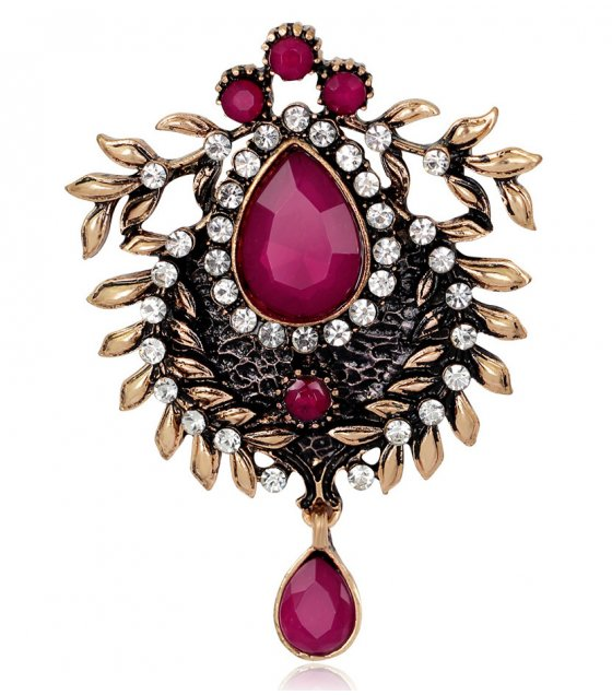 SB131 - Retro exquisite Brooch
