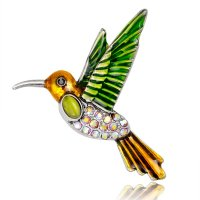 SB173 - Bird Brooch