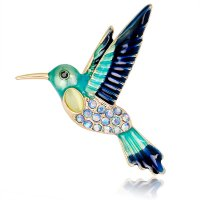 SB174 - Bird Brooch