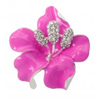 SB180 - Exquisite rose brooch