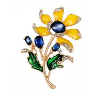 SB184 - Fresh flower brooch