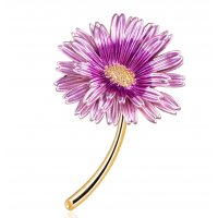 SB196 - Cute flower brooch