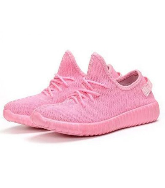 MS010-38Size - Pink Sports Shoes