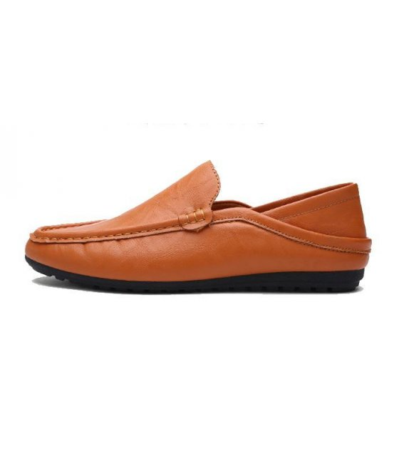 MS015-44Size - Casual Brown Shoes