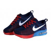 MS019 - Red & Blue Mixed Shoes