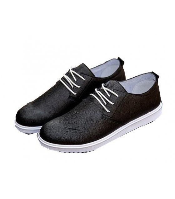 MS023-42Size - Black  Casual Shoes