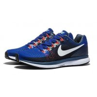 MS052 -Blue Nike Running Shoes