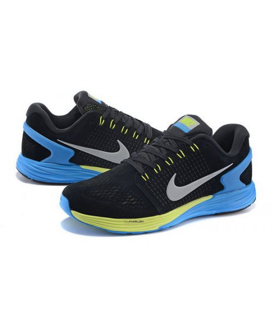 8bd2ca1b97dc7 Nike Men s Lunarglide 7 Running Shoe