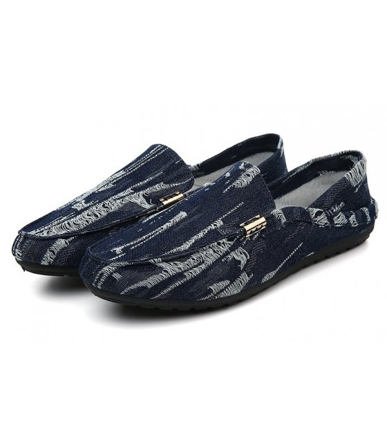 MS070 - Stylish Blue Casual Shoes