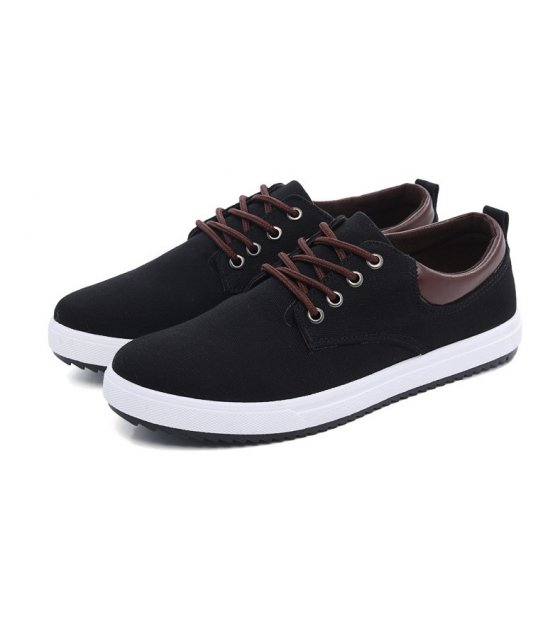 MS072 - Trendy Canvas Shoes