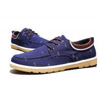 MS075 - Autumn canvas shoe