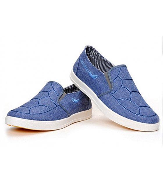 MS086 - Breathable Korean casual men's shoes