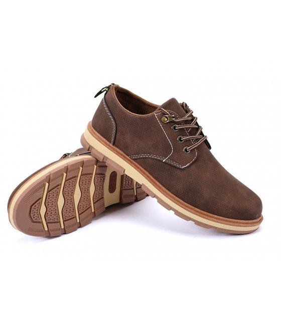 MS097  - Retro casual men's shoes