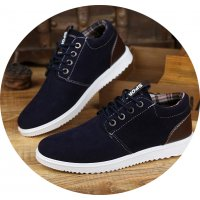 MS106 - Stylish Black Casual shoes