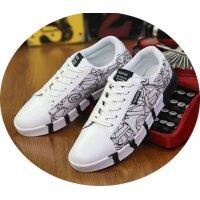 MS110 - Casual Korean fashion canvas shoes