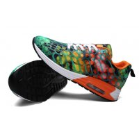 MS133 - Fluorescent green air cushion shoes