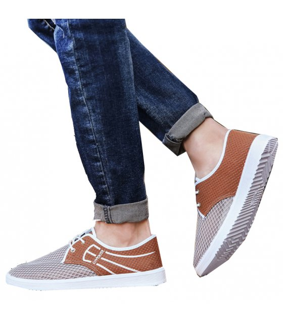 MS137 - Casual breathable flat shoes