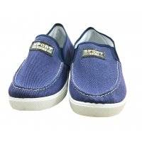 MS142 - Casual Blue Denim shoes