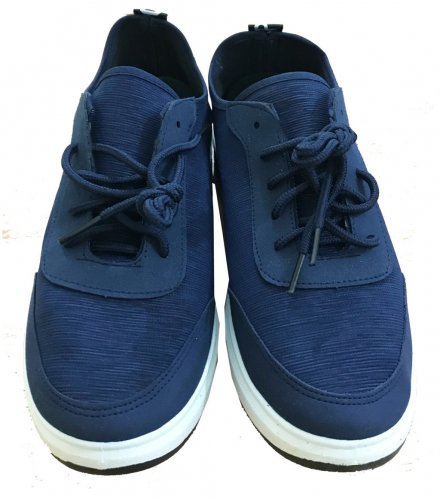 MS145 - Blue Casual Canvas shoes