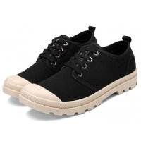 MS148 - Black Casual Shoes