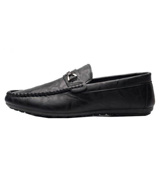 MS153 - Stylish Black Causal shoes