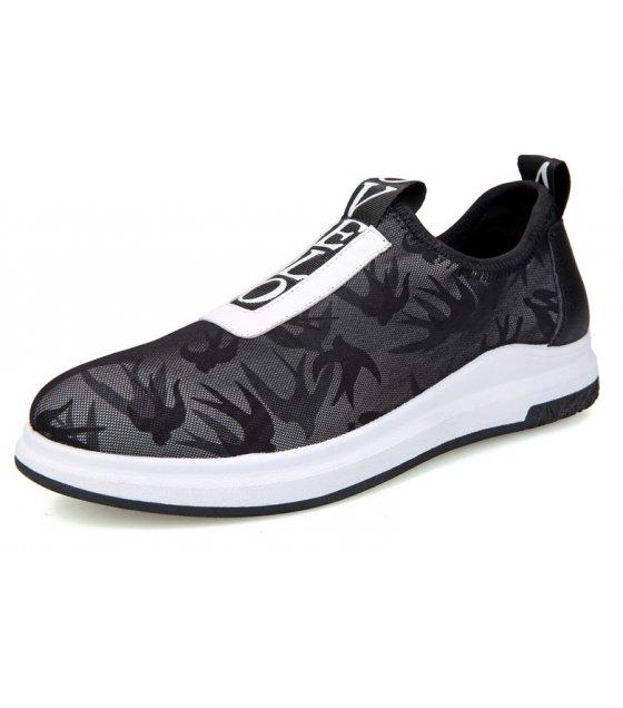 MS156 - Stylish Black shoes