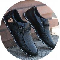 MS166 - Stylish Black shoes