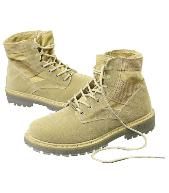 MS172 - Sand Colored Boots