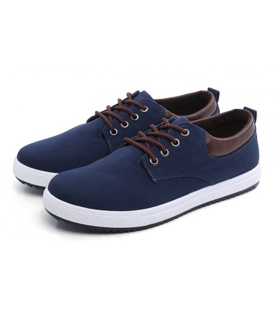 MS213 - Fashion casual canvas shoes