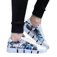 MS221 - Breathable men's canvas shoes