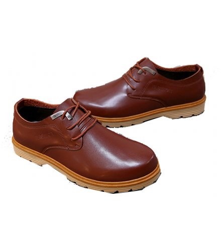 MS235  - Formal Brown Men's Shoes