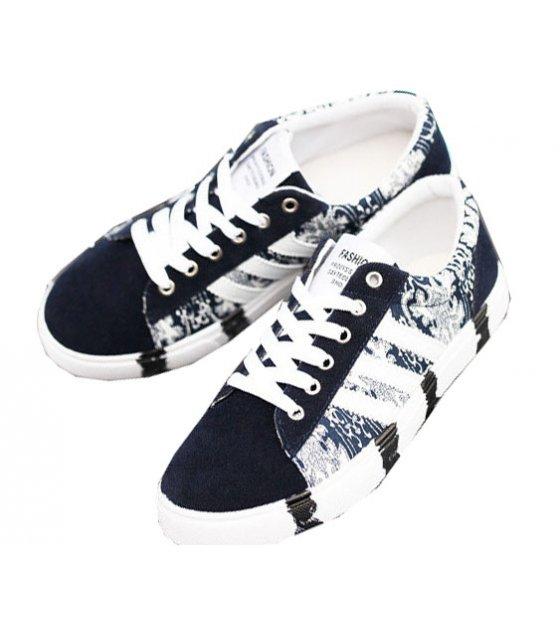 MS242 - Korean Canvas Shoes