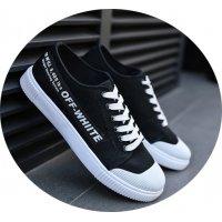 MS249 - Autumn casual canvas shoes