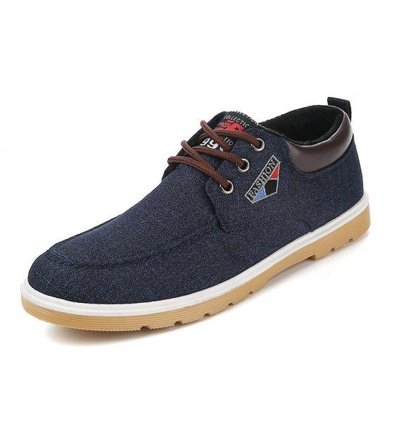 MS260 - Velvet canvas shoes