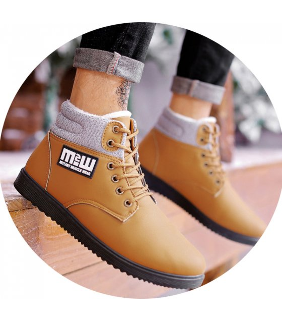 MS264 - Korean casual cotton shoes