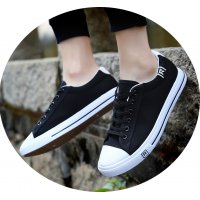 MS266 - Breathable flat-bottom casual shoes