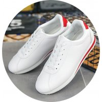 MS289 - Casual white Canvas shoes