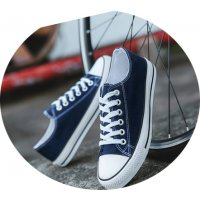 MS315 - Korean casual canvas shoes