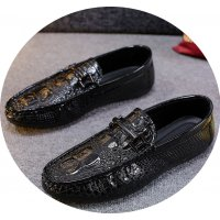 MS353 - Crocodile pattern Shoes