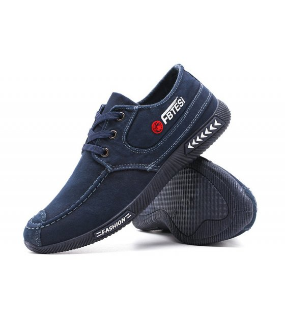 MS374 - Casual canvas shoes