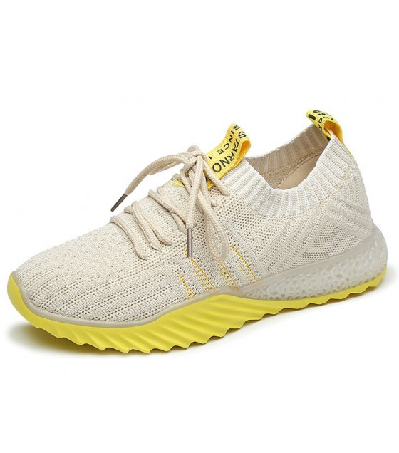 MS388 - Woven casual sports shoe