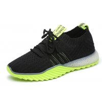 MS389 - Korean woven casual sports shoes