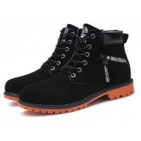 MS417 - Martin boots men's retro boots