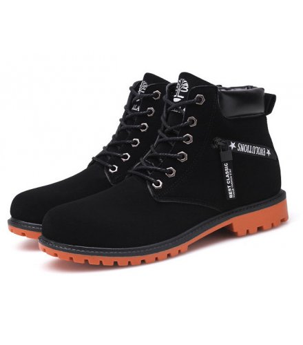 MS417 - Martin boots men's retro boots