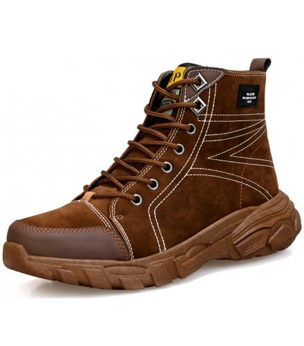 MS430 - Brown Men's Casual Boots