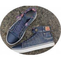 MS434 - Casual Denim Fashion Shoes