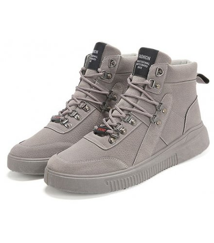 MS435 - Grey Fashion Boots