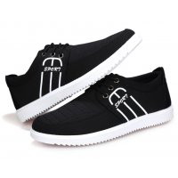 MS443 - Breathable Canvas Fashion Shoes