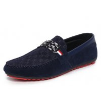 MS447 - British breathable lazy peas shoes