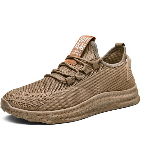 MS459 - Spring casual woven men's shoes